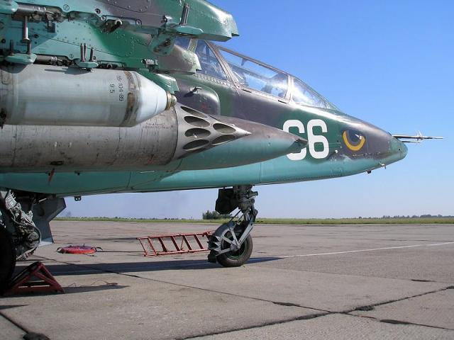Is skot ner rysk helikopter